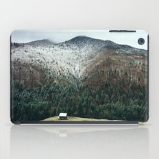 Cabin in the woods iPad Case
