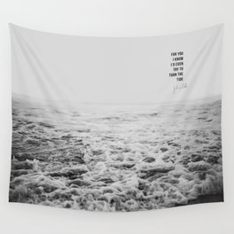 Tide Wall Tapestry