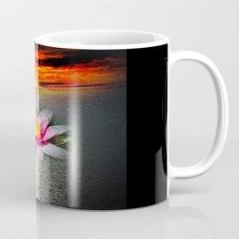 Wellness Water Lily 5 Coffee Mug