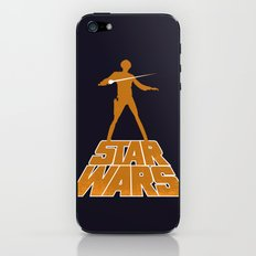 Star Wars Poster iPhone & iPod Skin