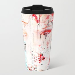 FAULT LINE Metal Travel Mug