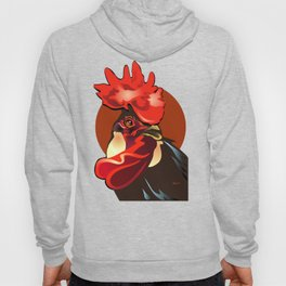 Andalusian Rooster 2 Hoody