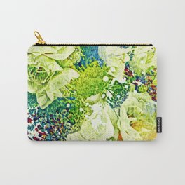 flower's party Carry-All Pouch