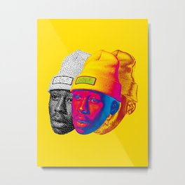 Tyler, The Creator Odd Future Metal Print