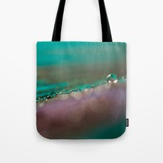 Stay For A Moment Tote Bag