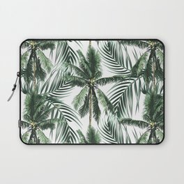 South Pacific palms Laptop Sleeve