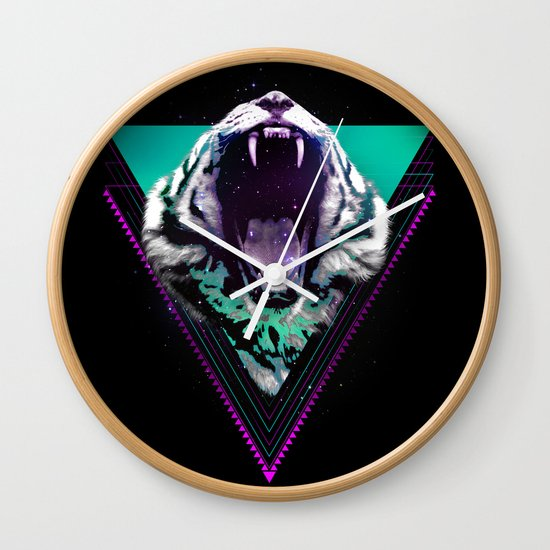 The Master of the Universe Wall Clock