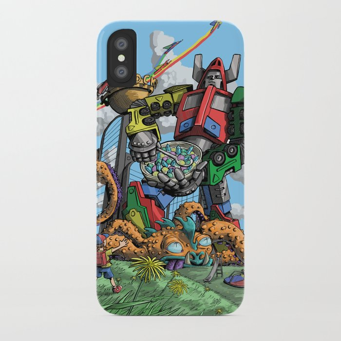 Breakfast Time! iPhone Case