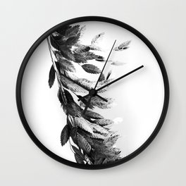 FINAL SEASON SEA OATS Wall Clock