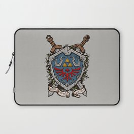 The shield Laptop Sleeve