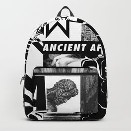 B/W composition Backpack
