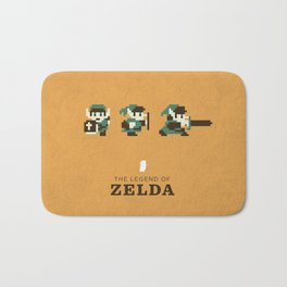 The Legend of Zelda Bath Mat