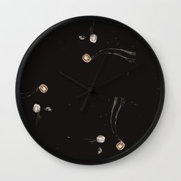 I'll Catch You, Don't Sting Me Wall Clock