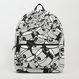 fat cap infinity flow style square ver 0.1. Backpack