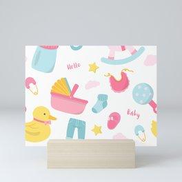 Baby Nursery Mini Art Print