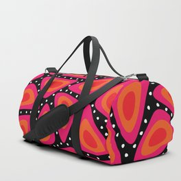 Shapes, Slices and Pips Duffle Bag