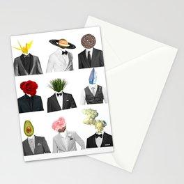 Object Permanence Stationery Cards