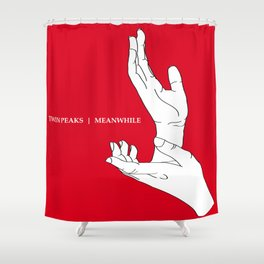 The Peaks Shower Curtains