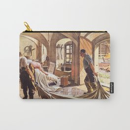 At Tannery Carry-All Pouch