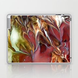 Frosted Fall Digital Manipulation Laptop & iPad Skin