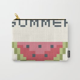8Bit Watermelon Carry-All Pouch