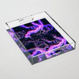 Parallax Acrylic Tray