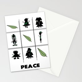 Universal Peace Stationery Cards