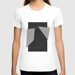Grå kappe II T-shirt