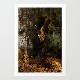 Carlsbad Caverns III Art Print
