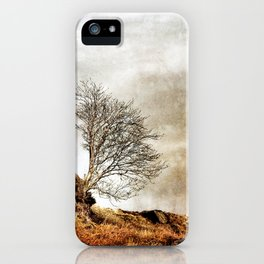 Catch Me When I Fall iPhone Case