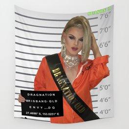 Envy DQ- Brisbane QLD- Dragnation Season 2 Wall Tapestry