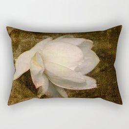 Cape Jasmine Gardenia Flower I Rectangular Pillow