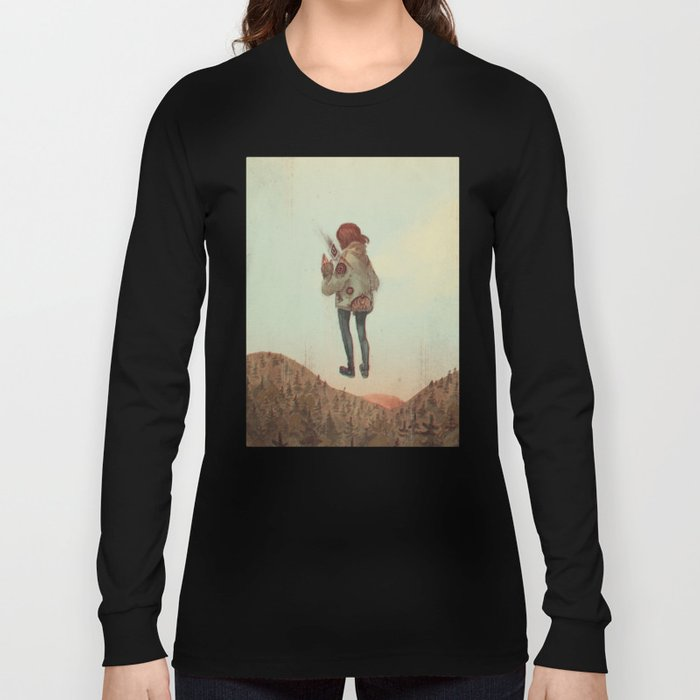 Overcoming Obstacles Long Sleeve T-shirt