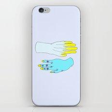 Digits iPhone Skin