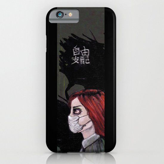 freedom control iPhone & iPod Case