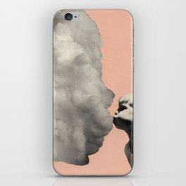 Exhalation iPhone Skin