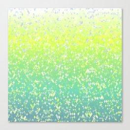 Gleaming Rainbow 9 Canvas Print