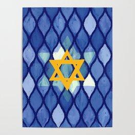 Jewish Celebration Poster