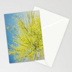burst forth Stationery Cards