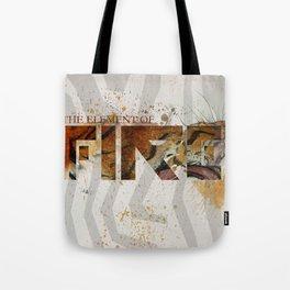 Fire / Liger Tote Bag