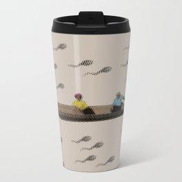 River of life Metal Travel Mug
