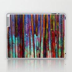 Colored Bamboo 2 Laptop & iPad Skin