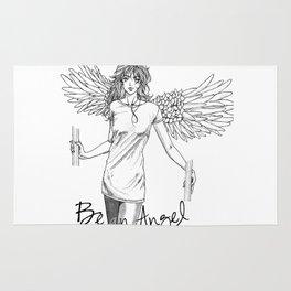 Be an Angel Rug