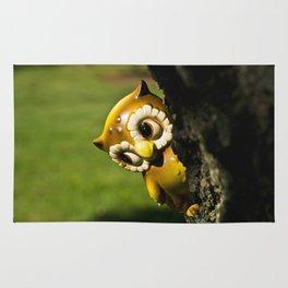 Harvey the Owl II Rug