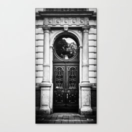 Old door Canvas Print