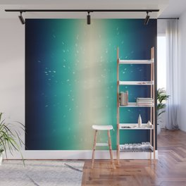 Calm Yourself and Breathe Wall Mural