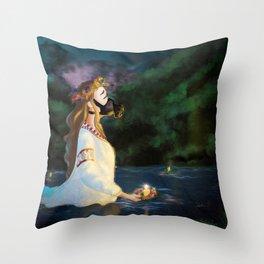 Ivana Kypala 2017 Throw Pillow