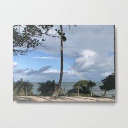 Outeiro das Brisas, Brazil Metal Print