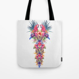 Parrot Kingdom Tote Bag