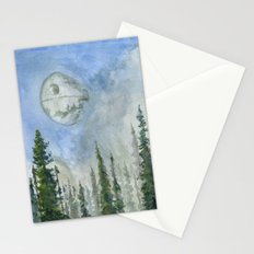 The Endor Morning Sky Stationery Cards